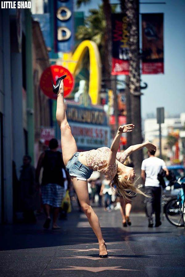 Stylish Photos of Male and Female Dancers via http://izismile.com/