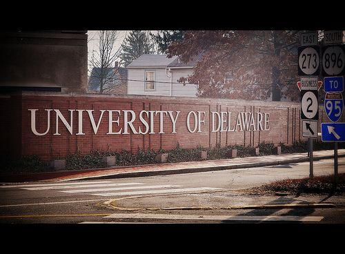University of Delaware...photo by me(Elaine Kucharski)
