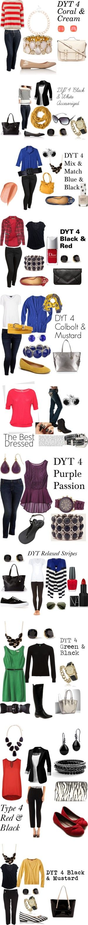 Dressing Your Truth Type 4 by kljs621 on Polyvore featuring moda, Old Navy, Kate Spade, R.J. Graziano, Warehouse, Dorothy Perkins, Forever 21, LOFT, J.TOMSON and 2b bebe