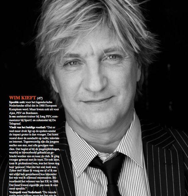 shoot met Wim Kieft voor Vrouw Mag, fotograaf Dennis van Doorn, styling Brigitte Kramer