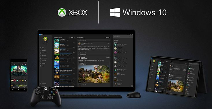"""Microsoft's new """"Windows as a service"""" approach means more than just free Windows 10 upgrades, it's also bringing game streaming from the Xbox One to PCs"""