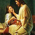 Seigneur Jésus, Ecoute ma prière, Ecoute ma voix qui crie vers Toi. Sois sensible à mes larmes et à ma tristesse. Mon âme est triste à...