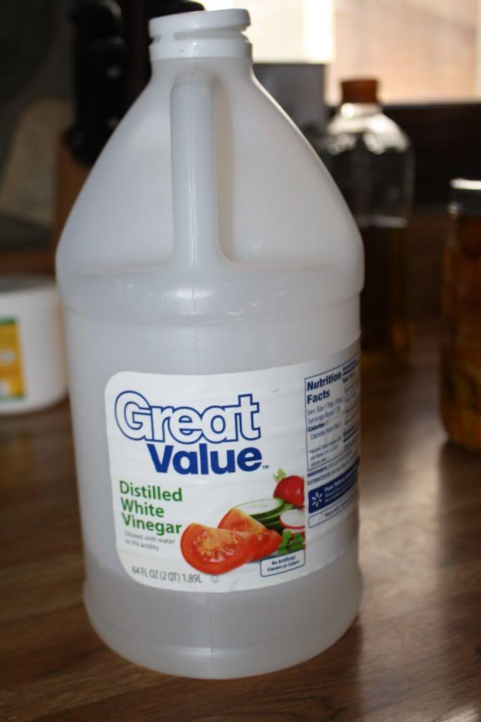 Crest Cottage Creations: Orange Cleaner