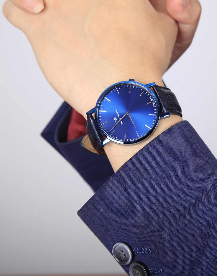 A Swiss designed watch based on simplicity, contemporary fashion.