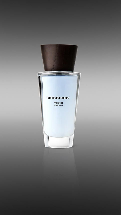 Burberry Touch Eau de Toilette- Top notes are artemisia, violet leaf and mandarin orange; middle notes are nutmeg, white pepper and cedar; base notes are tonka bean, vetiver and white musk.