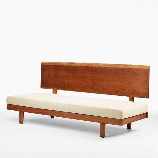 George Nakashima / Daybed with Plank Back
