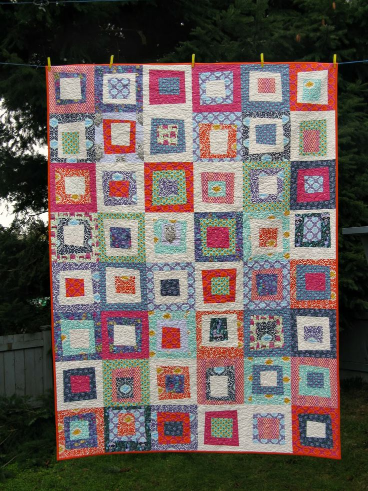 303 best WONKY QUILTS & BLOCKS images on Pinterest | Color off ... : wonky quilt - Adamdwight.com