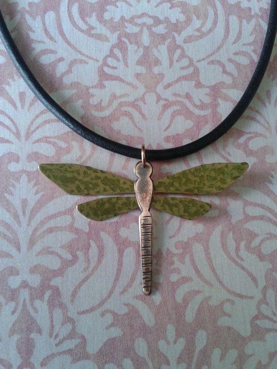 Pendentif Dragonfly