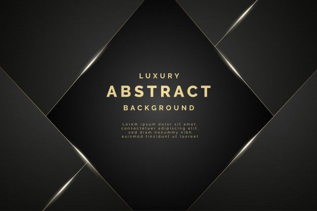 Download Modern Golden And Black Luxury Background For Free