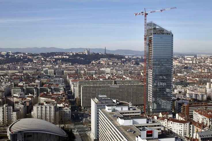 LYON | Tour Incity | Valode & Constantin | 200m | 40 étages | en construction | 2011-2015 - Page 391 - SkyscraperCity