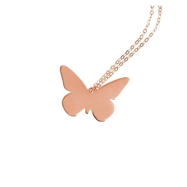 Butterfly Necklace ($92) ❤ liked on Polyvore featuring jewelry, necklaces, butterfly jewelry, monarch butterfly necklace, monarch butterfly jewelry and butterfly necklace