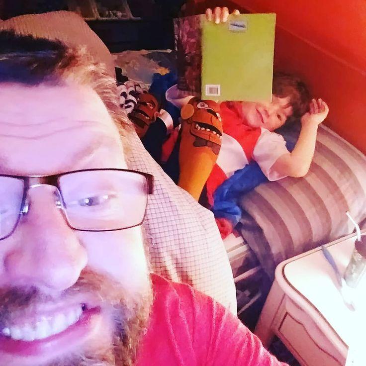 Ethans bedtime reading