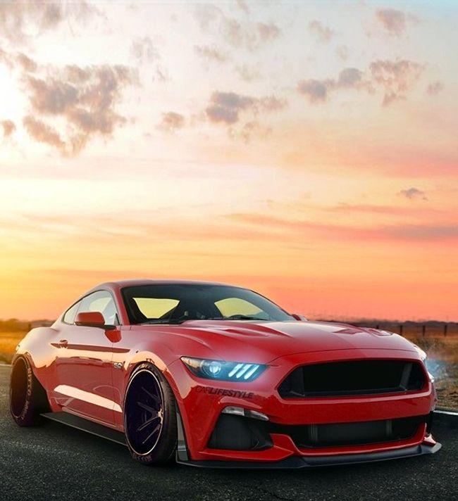 2015 Widebody Mustang GT http://www.partscheap.com/