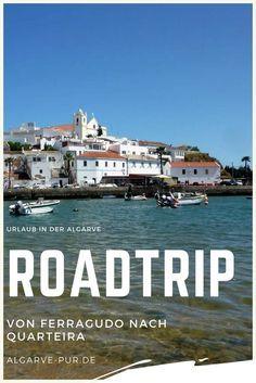 Roadtrip von Ferragudo nach Quarteira Reiseführer Algarve: Die schönsten Routen durch die Algarve #5 In diesem Artikel zeige ich dir eine weitere tolle Route durch die Algarve. Du startest in Ferragudo, einem noch recht beschaulichen Ort an der Südküste der Algarve. Der Roadtrip führt parallel zur Küste nach Quarteira.