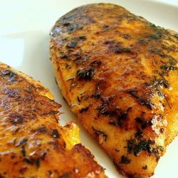 Spicy Garlic Lime Chicken - A delicious way to use what you already have in your pantry.