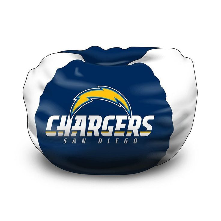 NFL San Diego Chargers Football Bean Bag chair, Great Christmas Gift