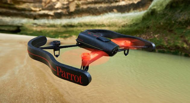 "When Parrot told us a few months ago that its Bebop Drone would arrive ""later this year,"" we couldn't have imagined it would be this late in 2014."