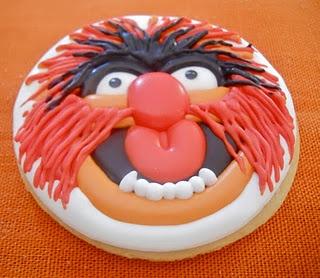 Muppet Cookies Animal
