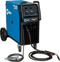 Top in its Class | Millermatic 252 MIG Wire Welder | Miller Welding