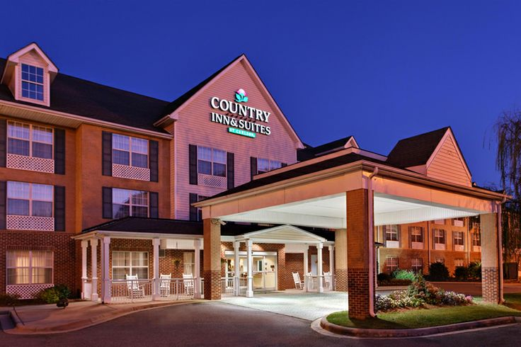 Country Inn & Suites By Carlson, Charlotte University Place in Charlotte, NC