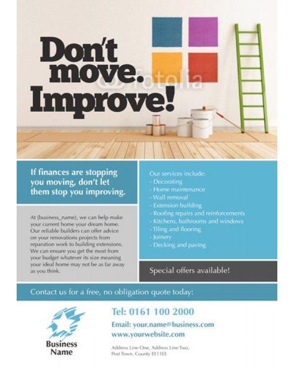 make flyer online for free