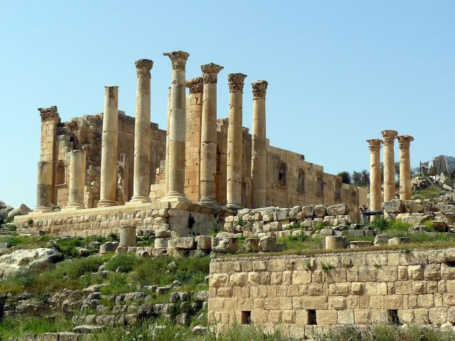 #Jerash #Giordania