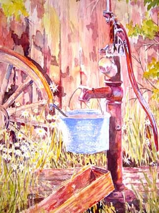 84 best Colorful water faucets images on Pinterest   Faucets, Old ...