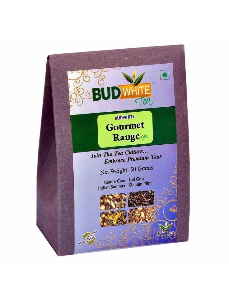 Gourmet Tea Combo - 50 G Loose Buy here: http://www.vegalyfe.com/gourmet-tea-combo-50-g-loose.html