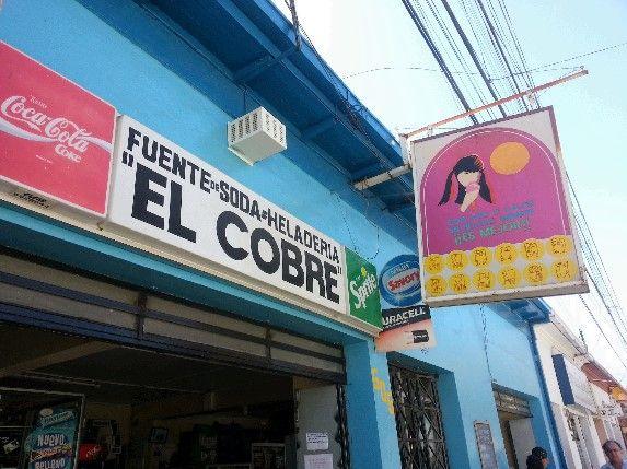"""Heladería El Cobre, Vicuña Elqui - """"Con frío o calor un helado siempre es mejor"""", en la ciudad de Vicuña, capit ... - http://turistips.com/heladeria-el-cobre-vicuna-elqui/"""
