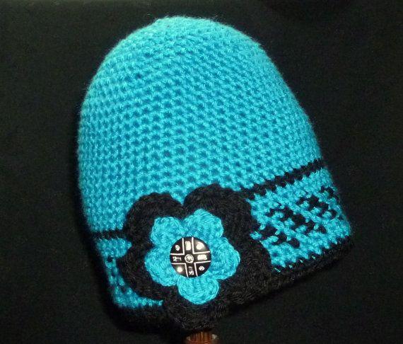 Crochet Toddler Beanie Child's Hat Toddler Hat Photo