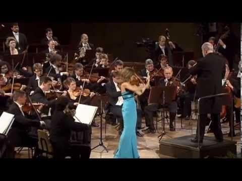 ▶ Mendelssohn Violin Concerto in E minor - Anne Sophie Mutter - YouTube
