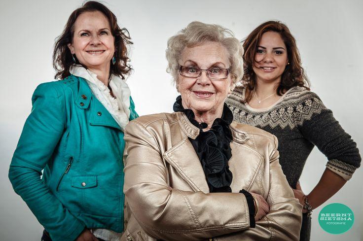 3 generatie shoot