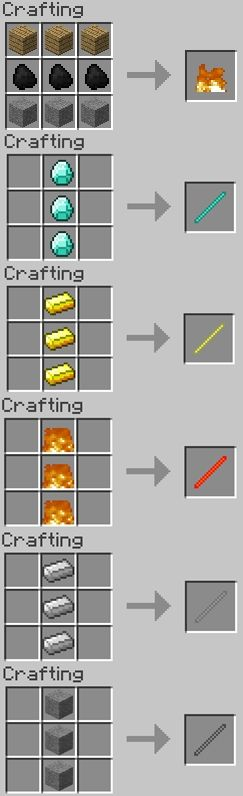 Minecraft Basic Items | Minecraft Multitool Mod V 2.0 Minecraft Mod