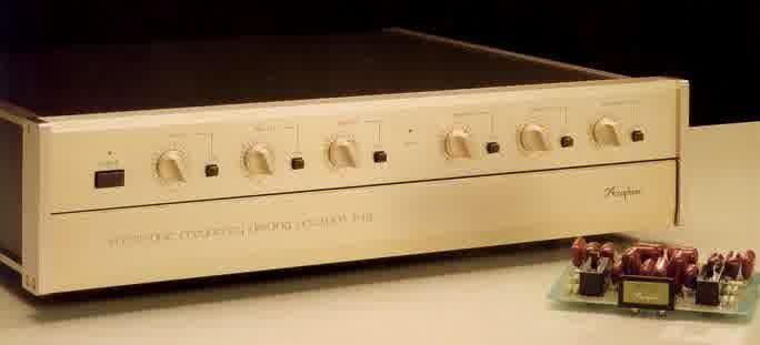 Accuphase F-15L (June 1987)