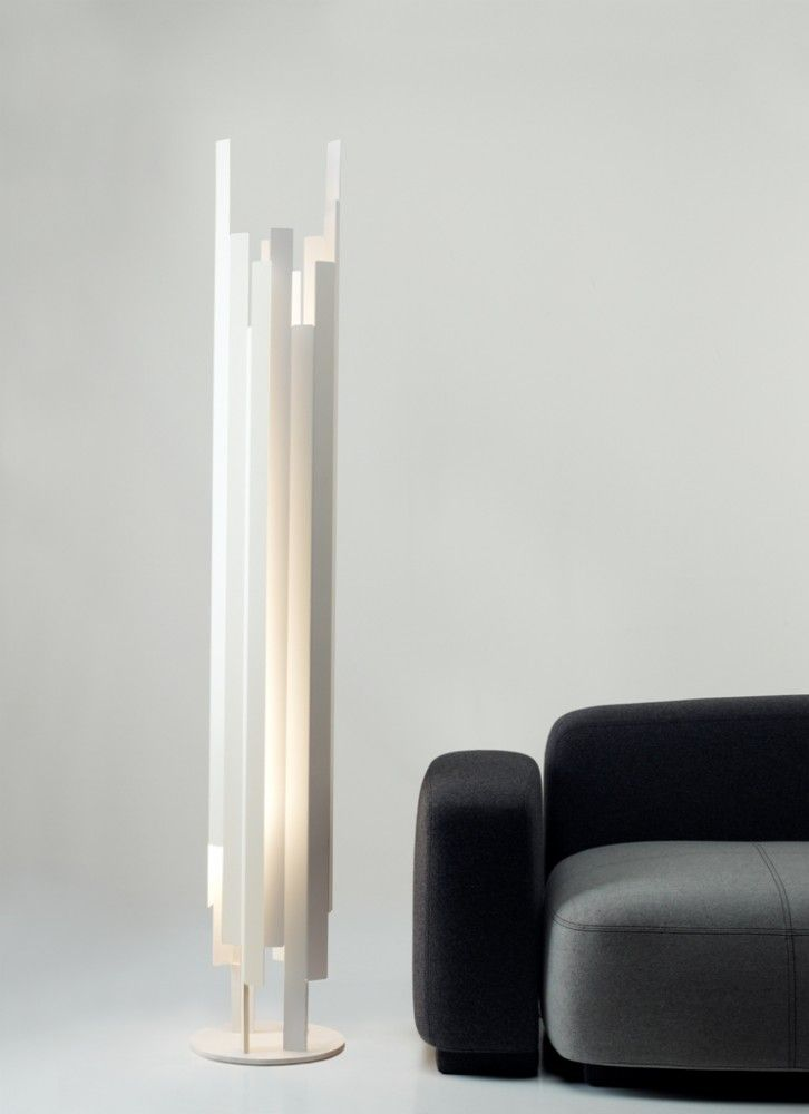This Is A Seemingly Simple Lamp, But With A Big Aesthetic Personality. The  Fact That It Is Irregular In Shape Permits Creating Different Compositions  With ...