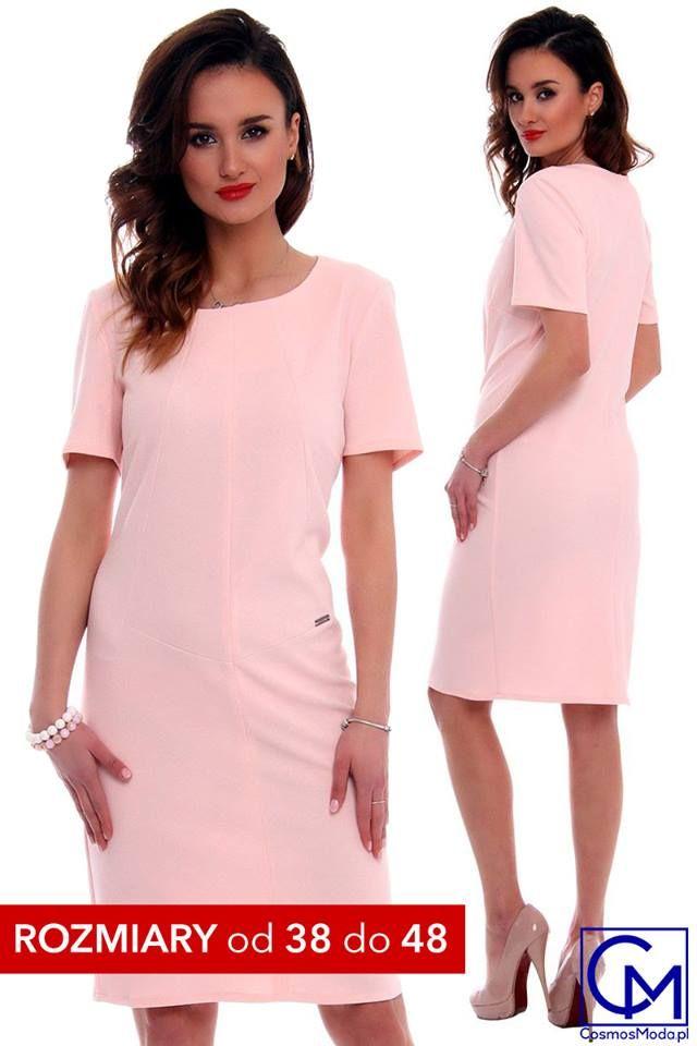 Klasyka i uniwersalność to zdecydowane zalety tej sukienki (y) :* Link do produktu: http://bit.ly/SukienkaCMK559 http://bit.ly/SukienkaCMK559 Stylistka Sara <3