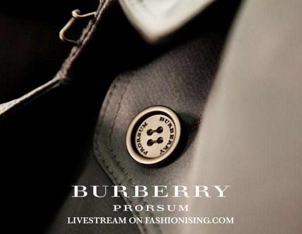 #Burberry #Prorsum #Womenswear #Fashion #Show #Livestream #SS2015 #Shop #Runway…