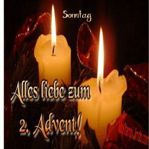 McK Sonntag´s GB zweiter Advent