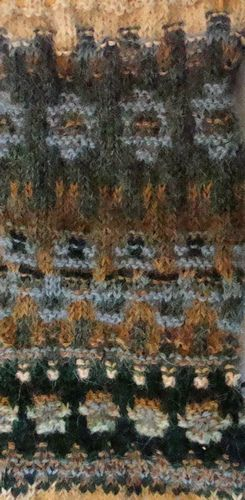 B is for Bohus knitting