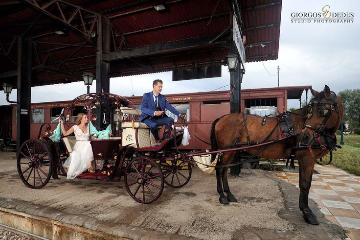 Φωτογράφηση γάμου στο Ναύπλιο