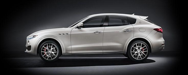 Maserati Levante SUV de luxe