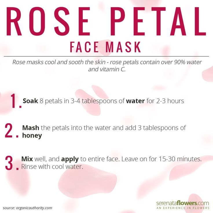 Ose Petal Face Mask How To Use Rose Petals Rose Petals In Beauty Treatments Diy Face Mask Rose Petal F Beauty Treatments Rose Face Mask Diy Beauty Treatments