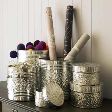 Flory Storage Tins #GrahamandGreen