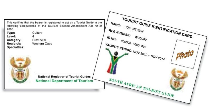 How to become a tourist guide in Cape Town. #careers #RSA