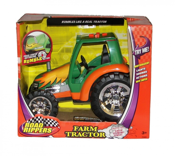 Agtoyland Road Rippers Farm Rumble Tractor 37 99 Http