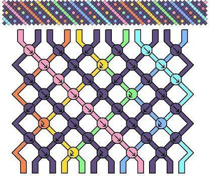 10+ Wonderful Make Alphabet Friendship Bracelets Ideas – Diy bracelets easy