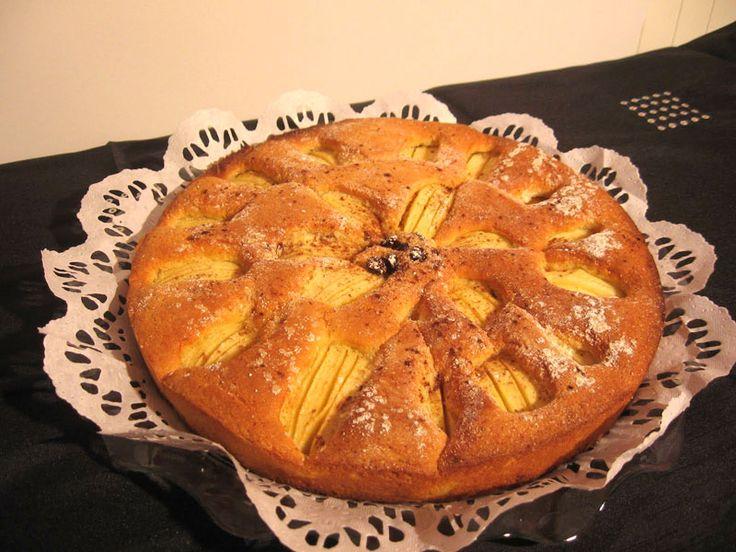 Nefis Elmalı Pasta Tarifi - Elmalı Tart