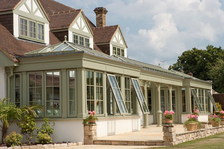 Image result for what is an orangery