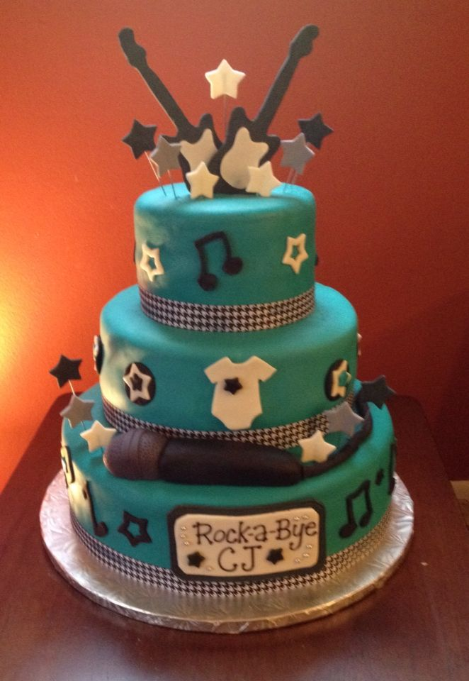 1000 Ideas About Rock Baby Showers On Pinterest A Bye