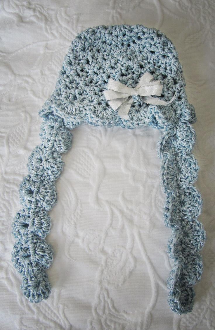 83 best Crochet (gorros) images on Pinterest | Sombreros de ...